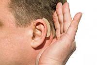 Заушный усилитель звука для пожилых людей