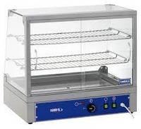 Витрина тепловая настольная ВТ-П-660 (прямое стекло)