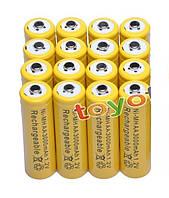 Ni-MH аккумулятор батарея AA 1,2 V 3000 mAh 1 шт.