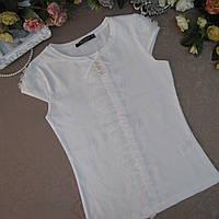 """Блузка школьная для девочек 8-14 лет. """"Blueland"""", Турция. Школьные фирменные блузки для девочек"""