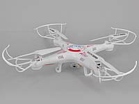 Квадрокоптер дрон среднего размера с HD камерой X5C-1 и дополнительным аккумулятором в подарок