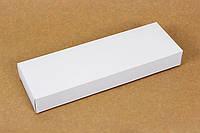 """Коробка """"Длинная""""  М0038-о2, белая 240*80* 30мм"""
