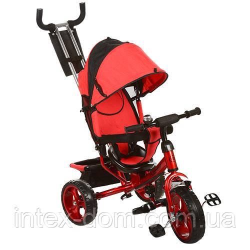 Детский трехколесный велосипед BAMBI (М 3113-3) на подшипниках
