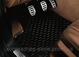 Всепогодные коврики Porsche Cayenne