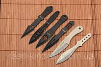 Метательные ножи. Набор отличных метательных ножей из 6 штук с удобным чехлом. Ножи для метания.