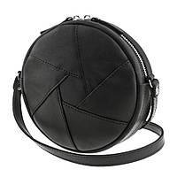 Женская сумка Blanknote Бон-бон BN-BAG-11-g черная