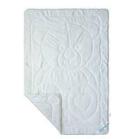 Одеяло детское махровое демисезонное Мишка SoundSleep Cute белое 140х205 см