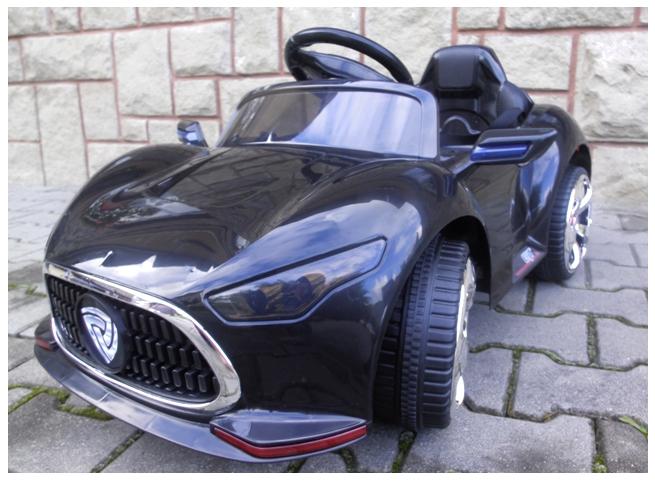 Электромобиль детский на аккумуляторе Cabrio M1 с пультом управления ( чудомобиль )