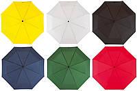 Зонт под нанесение логотипа складной опт от 10 шт (розница, автоматический, полиэстеровый эпонж)