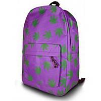 Рюкзак городской Cаnnabis фиолетовый