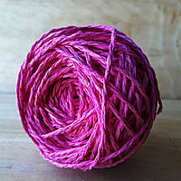 Рафия соломка для вязания шляп и сумок, фото 1