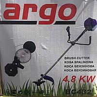 Бензокоса Мотокоса Бензотример ARGO BC432 4.8 kw , фото 1