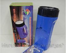 Фонарик светодиодный аккумуляторный BH-203 1+12LED, фото 2