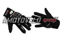Перчатки PRO-BIKER (mod:RQ-01, size:L, черные)