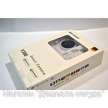 WI-FI IP-камера DL- C6 new (1.0MP - 1280*720P, инфракрасное ночное видение, поддержка TF карты памяти), фото 3
