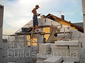 Строительство домов и коттеджей из газоблока газобетона, фото 2