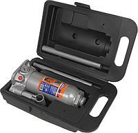 Домкрат гидравлический бутылочный в ящике 3 т, 194-372 мм Miol 80-021