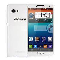 "Смартфон Lenovo A880 White, 2sim, экран 6"" IPS, 1/8Гб, 5Мп, 4 ядра, 3G, GPS"