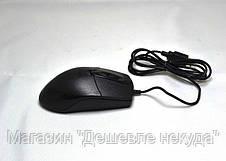 Мышка компьютерная проводная AONQ A6 USB, фото 3