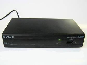 OPTICUM AJ DVB-93+ 12Вольт DVB-T2 Dolby Digital AC3