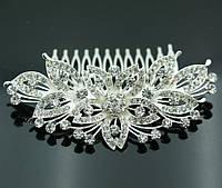 Модные свадебные украшения для волос- свадебные гребни 422