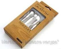 Наушники вакуумные с микрофоном Samsung S4, фото 3
