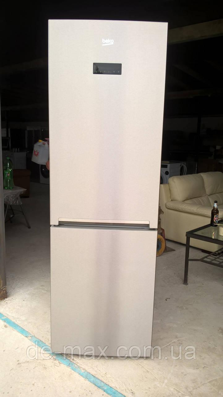 Холодильник Beko RCNE365E45X 1.85m А++ No Frost