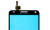 Сенсор, тачскрин  Lenovo S580 , черный