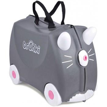Детский чемодан TRUNKI Benny Cat Tru-0180