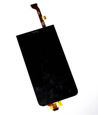 Дисплей HTC Desire 501 with touchscreen black orig