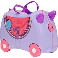 Детский чемоданчик на колесах TRUNKI Bluebell Pony  Tru -0185, фото 1