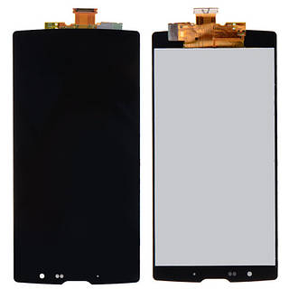 Дисплей LG H502 Magna Y90/H500with touchscreen black orig
