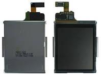 Дисплей Nokia N70/N72/6680 high copy