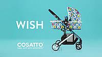 Универсальная коляска-трансформер Cosatto Wish 2017