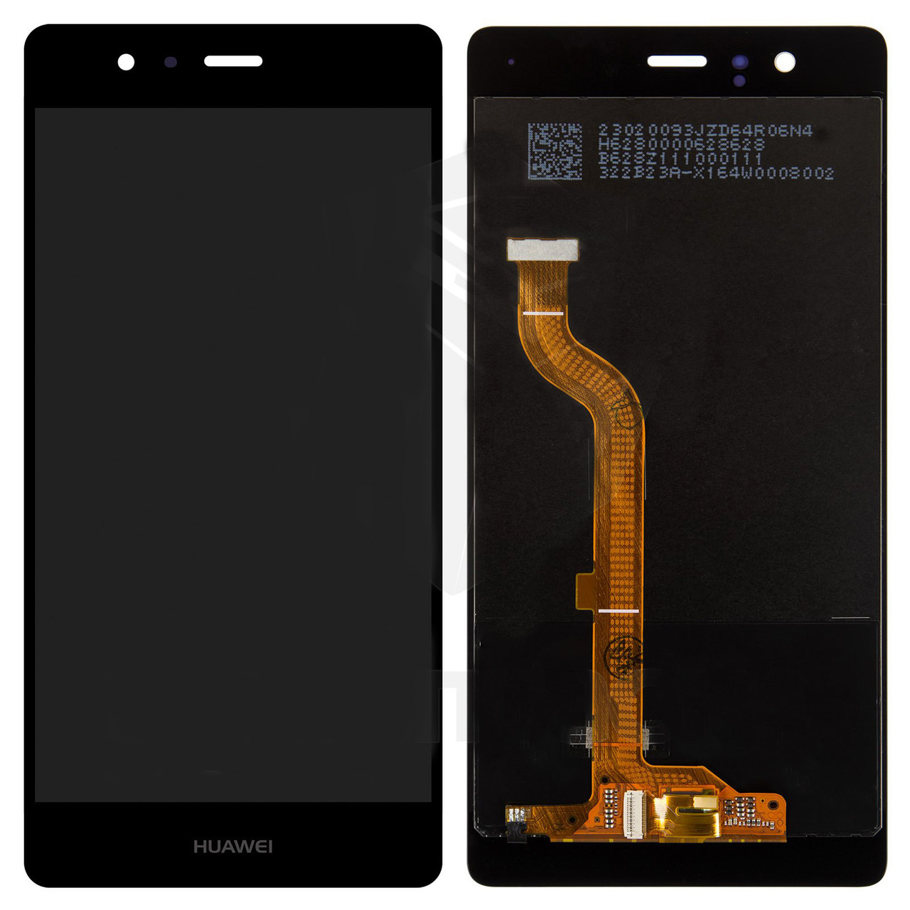 Дисплей Huawei P9 Dual Sim with touchscreen black orig