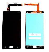 Дисплей Lenovo Vibe (p1a42) with touchscreen black orig
