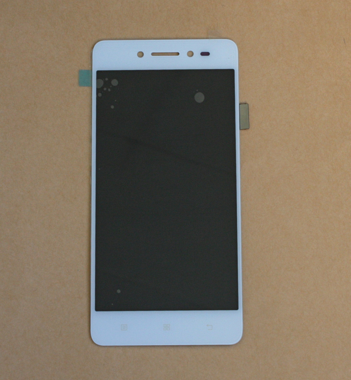 Дисплей Lenovo S90 with touchscreen white orig