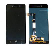 Дисплей Lenovo S90 with touchscreen black orig