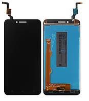 Дисплей Lenovo K5 A6020 с тачскрином модуль black orig
