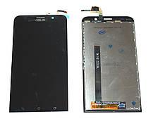 Дисплей ASUS ZenFone 2ZE550ML with touchscreen black orig