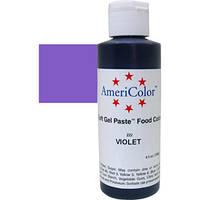 Краситель гелевый AmeriColor (Америколор) Фиолетовый   128г