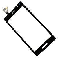 Сенсор LG P760 Optimus L9/ P765 Optimus L9/ P768 black high copy