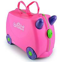 Детский чемоданчик на колесах Trunki Trixie TRU-P061