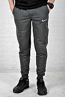 Штаны Nike темно-серые