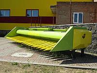 Жатка для подсолнечника Sunfloro ЖСБ-7,4 ДВ (2017)