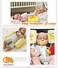 Подушка позиционер для новорожденных оптом