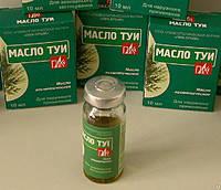 Масло туи-ПиК (гнойный ринит, полипы носа, аденоиды, отит)
