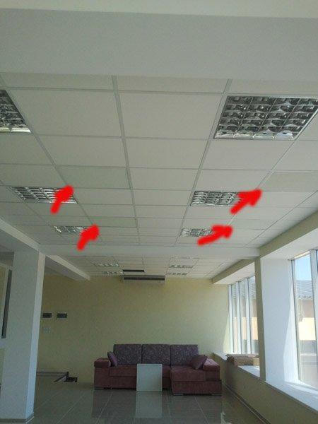 Система электроотопления магазина, офиса на 100 кв.м. инфракрасными панелями с терморегулятором.