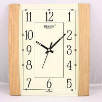 Часы Rikon 13651 Wood Ivory (275х240мм)