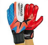 Вратарские перчатки Reusch Fit red 7-ка